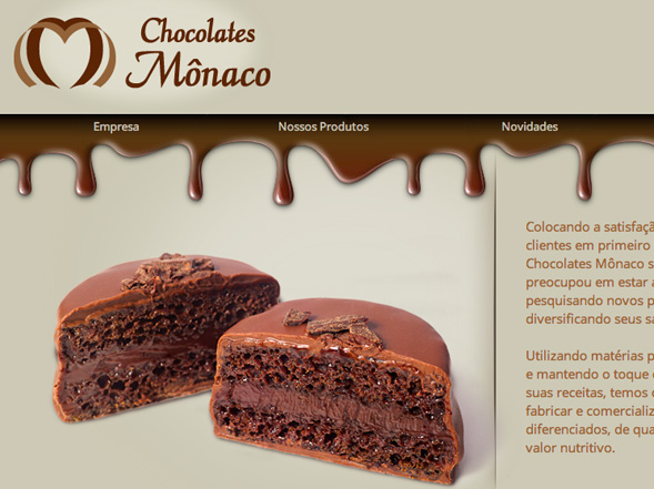 Chocolates Mônaco